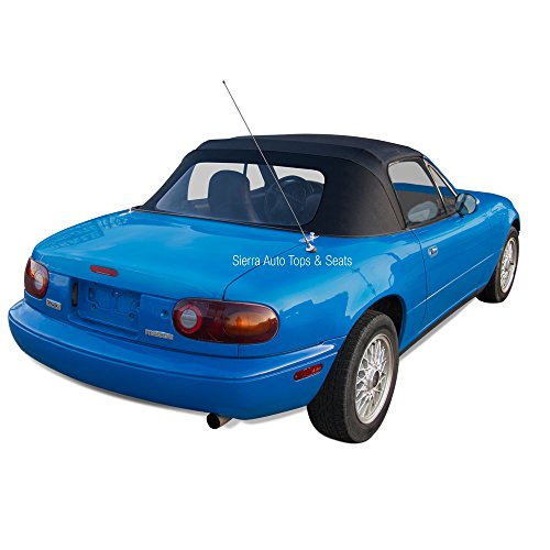 Reviews mazda miata 1990 2005 cabrio vinyl complete for Best vinyl windows reviews