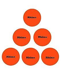 Rhino Cricket Wind Ball Match Quality (Box of 6 Balls)