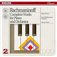 Serge Rachmaninoff: Piano Concertos Nos. 1-4/Rhapsody On  A Theme By Paganini