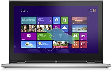 Dell Inspiron 13 7000 Series 13.3-Inch Touchscreen Laptop (i7348-5001SLV)