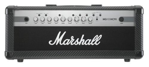 Marshall MG100HCFX MG Series 100-Watt Guitar Amp Head (Amp Heads compare prices)