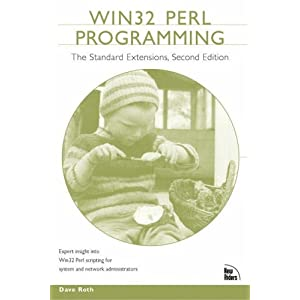Win32 Perl Programming: The Standard Extensions (Circle series)
