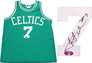 Jared Sullinger Autographed Boston Celtics Jersey by Hollywood Collectibles