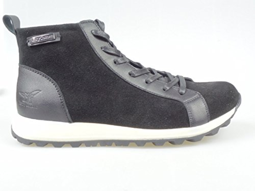 HENRY COTTONS SAVER SNEAKERS UOMO [162.M.552 511 14] - 45, NERO
