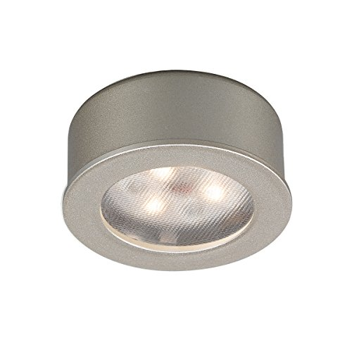 Wac Lighting Hr-Led85-Bn Led Round Button Lights 3X1W 3000K