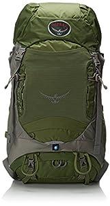 Osprey Unisex Kestral 38 Backpack - Conifer Green