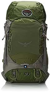 Osprey Packs Kestrel 38 Backpack (Conifer Green, Small/Medium)