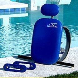 Bun & Thigh Roller Exercise System