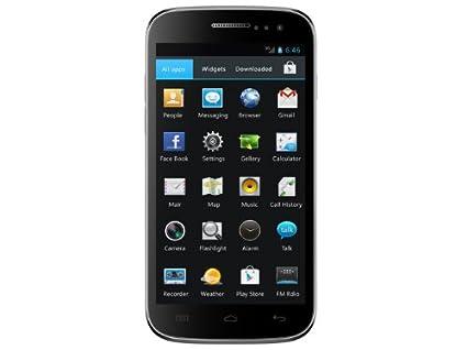 Mobiste  Cynus T5 Dual Smartphone débloqué 5 pouces 8 Go Android Noir (import Allemagne)