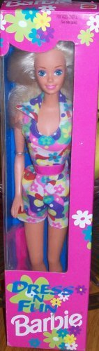 Dress'N' Fun Barbie - 1