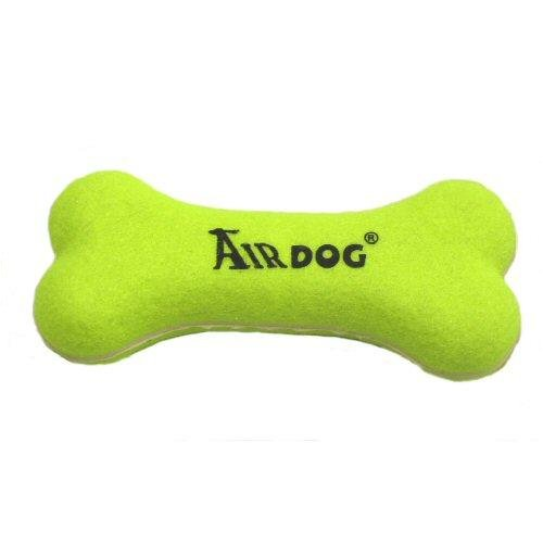 Small Bone Kong Air Dog Toy (Yellow, 4.5 in.)