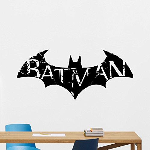 batman-wall-decal-arkham-logo-emblem-logotype-superhero-comics-cartoon-poster-wall-vinyl-sticker-kid