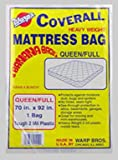 Warp Brothers CB-70 Banana Bags Mattress Bag for Queen or Full, 70-Inch by  ....