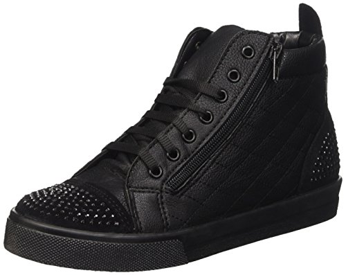 North Star 5436127 Scarpe a collo alto, Donna, Nero, 37