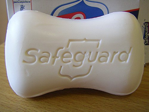 Safeguard Anti Bacteria Soap By P&g White 3.06 Oz (87 Gm)X 1