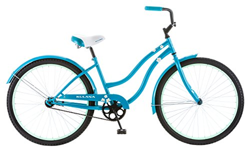 Kulana-Womens-Cruiser-Bike-26-Inch-Blue