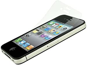 Power Support Protective Film 2 Pack for iPhone 4 & 4S - Anti-Glare