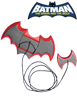 Batman Brave Bold Costume Accessory Grappling Hook Toy Review  sc 1 st  Cheap Braves & Cheap Braves: Batman Brave Bold Costume Accessory Grappling Hook Toy
