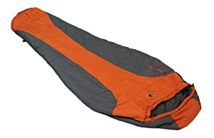Ledge Sports Scorpion +45 F Degree Ultra Light Design, Ultra Compact Sleeping Bag (84 X 32 X 20)