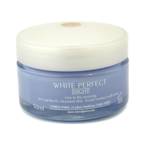 ロレアル ダーモエクスパタイズホワイトパーフェウトスージングクリームナイト 50ml 1.7oz並行輸入品