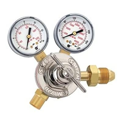 "30 Series Gas Regulator 150 psi, 2"", Argon, Nitrogen"
