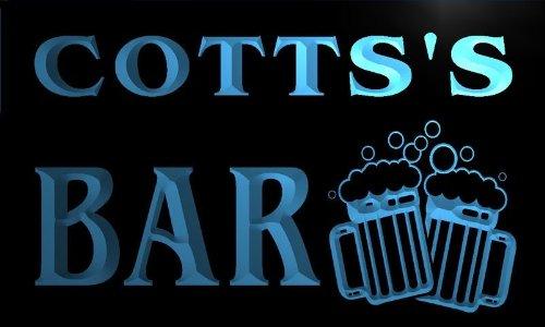 w064412-b-cotts-name-home-bar-pub-beer-mugs-cheers-neon-light-sign