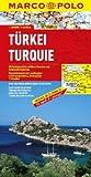 echange, troc Marco Polo - Turquie - Carte routière et touristique - Avec 7 plans de centres-villes : Adana, Ankara, Antalya, Istanbul, Izmir, Kayseri et