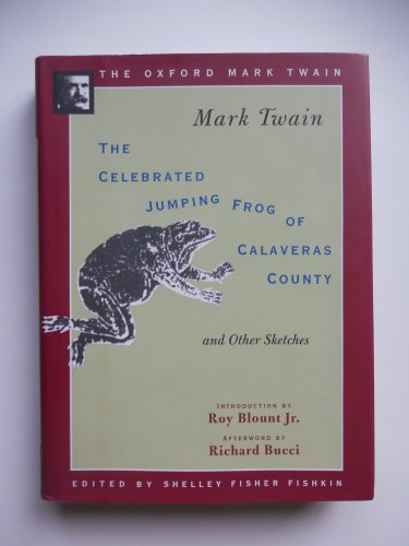 mark twain the notorious jumping frog of calaveras county essay The celebrated jumping frog of calaveras county and the man that corrupted hadleyburg by twain, mark and a great selection of similar used, new and collectible books available now at abebookscom.
