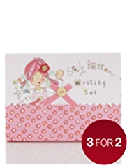 Emily Button™ Writing Set