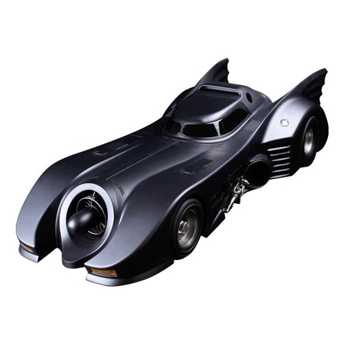 Batman Hot Toys Movie Masterpiece 1/6 Scale Collectible Vehicle Batmobile [1989 Ver.]