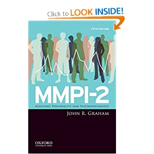 MMPI-2: Assessing Personality and Psychopathology read online