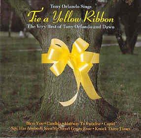 tony orlando sings tie a yellow ribbon the best