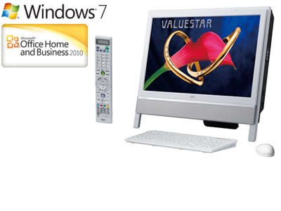 NEC VALUESTAR N PC-VN770CS6