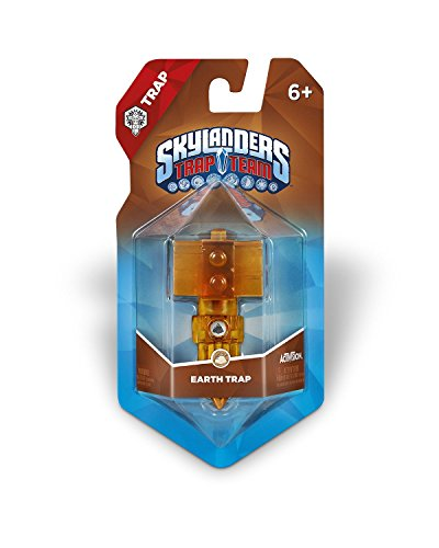 Skylanders Trap Team: Earth Element Trap Pack - 1