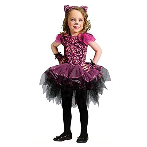 Z.D Girls Halloween Performance Costumes Children's Dance Dresses Cosplay Suits