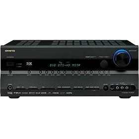 Onkyo TX-SR705 7.1 Channel Home Theater Receiver (Black)