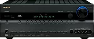 Onkyo TX-SR705 7.1 Channel Home Theater Receiver (Black) (Discontinued by Manufacturer)