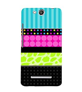 Classic Love Wall 3D Hard Polycarbonate Designer Back Case Cover for Micromax Canvas Juice 3+ Q394 :: Micromax Canvas Juice 3Plus Q394