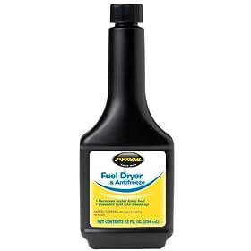 Pyroil Fuel Drier Isopropyl - 12 oz.