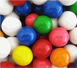 Big Bubble Assorted Large Gum Balls 1\