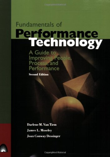 Fundamentals of Performance Technology, Second Edition