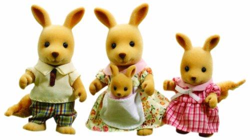 Sylvanian Families Kangaroo (Family)