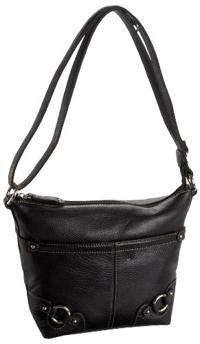 Stone Mountain To Tie For Midi Cross-Body Bucket Bag