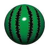 ビーチボール 浮き輪(うきわ) 子供 男の子 女の子 スイカボール プール 海水浴 スイカ-(40cm) bbp140