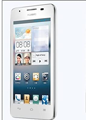 Huawei G510 white Unlocked Dual card Dual camera Android 4.1support multi-languages