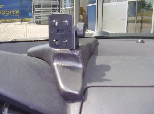 Waeco-MBR165-Kunstleder-Navigationskonsole-schwarz-fr-Mercedes-Benz-C-Klasse-W204-ab-Bj-032007