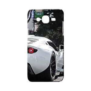 BLUEDIO Designer 3D Printed Back case cover for Samsung Galaxy E5 - G1524
