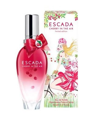 Cherry In The Air FOR WOMEN by Escada - 1.0 oz EDT Spray secrets by dana by dana edt spray 2 oz package of 6