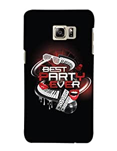 Print Haat Back Cover for Samsung Galaxy Note 5 edge (Multi-Color)