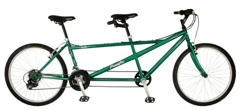 New Pacific Dualie Tandem Bike (26-Inch Wheels)